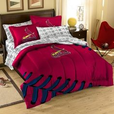 The Baltimore Orioles Full Size Bed In A Bag Set Is Everything You Need For  A Baseball Fan Bedroom. Bedding Set Includes 1 Baltimore Orioles Comforter,  ...