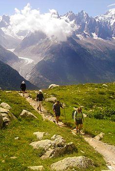 europ highest, western europ, highest peak, mont blanc