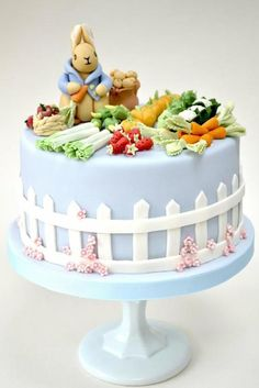 """Ideas For A Beatrix Potter Baby Shower"""" ... ~Sherry~"""