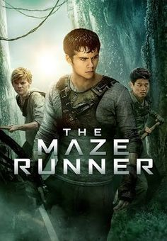 The Maze Runner An action & adventure film in which a boy is deposited in a maze after his memory is erased; Newt Maze Runner, Maze Runner Thomas, Maze Runner Movie, Maze Runner Trilogy, Maze Runner Series, Science Fiction, Die Auserwählten Im Labyrinth, Hunger Games, Movies To Watch