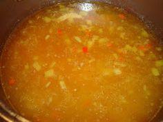Ciorba de curcan, poza 4 Chili, Salsa, Soup, Mexican, Ethnic Recipes, Salsa Music, Chile, Chilis, Restaurant Salsa