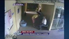 Galdino Saquarema Noticia: Guarda reage e mata criminoso dentro de agência bancária