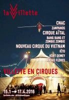 #VilletteenCirques  Le Petit cercle boiteux de mon imaginaire & Pour le meilleur et pour le pire