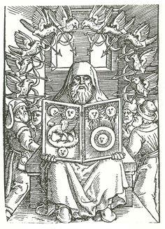 Hermes Trismegistus (Founder of Hermeticism)