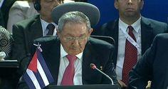 Durante la XXVII Cumbre del Movimiento de Países No Alineados, el presidente de…