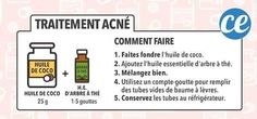 10 Recettes Super Faciles Pour Faire Vos Cosmétiques à la Maison. Clear Skin, Skin Care, Homemade, Voici, Beauty, Journal, Homemade Beauty Products, Homemade Cosmetics, Home Made