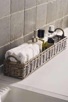 Storage Ideas for Bathrooms 10