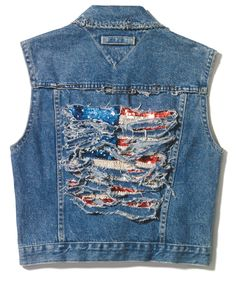 Ripped in the 90's. #throwbackdenim