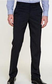 COSTUR@NDO: Patrón básicos pantalones de los hombres (Método Italiano)