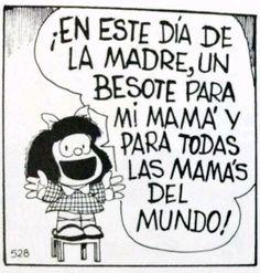 Mafalda. Dia de las madres