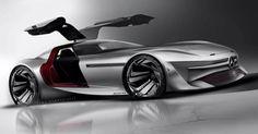 © Nima Farzin | Mercedes Benz SLS  Behance : www.behance.net/farzinnima6870 ------- Visit : www.cars-concept.com