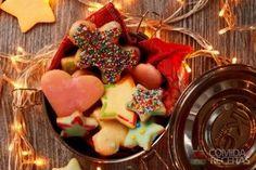 Receita de Amanteigado de natal em receitas de biscoitos e bolachas, veja essa e outras receitas aqui!