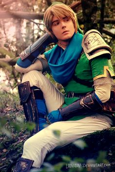 Hyrule Warriors - Link Cosplay by Laovaan on DeviantArt
