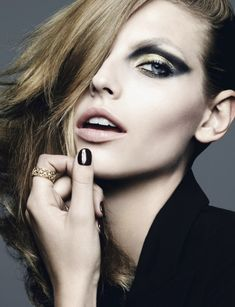 Karlina Caune by Ben Hassett for Dior Magazine