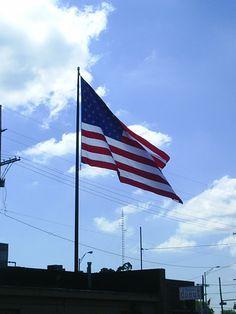 Grand old Flag USA