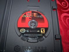 Super Smash Bros. Melee (Nintendo GameCube) and (Nintendo Wii) Disc Only - Used