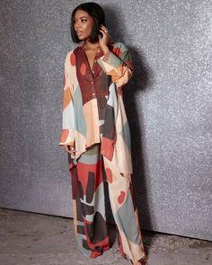 Dwyane Wade & Gabrielle Union – Will It Last? Classy Outfits, Stylish Outfits, Fashion Outfits, Ropa Shabby Chic, Black Women Fashion, Womens Fashion, Mode Rihanna, Mode Kimono, Looks Black