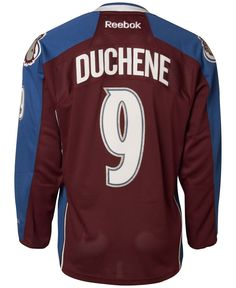 Reebok Men s Matt Duchene Colorado Avalanche Premier Jersey Matt Duchene 5b8e8043b