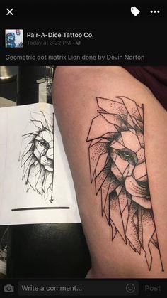 Zodiac tattoo,Leo