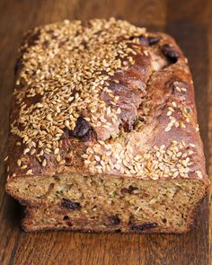 This Chocolate Chip Zucchini Bread Will Satisfy Your Sweet Tooth