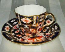 Royal Crown Derby - Imari 2451 - Teacup Set