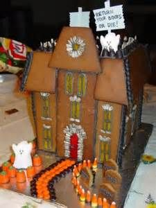 Halloween Gingerbread House Patterns - Bing Images