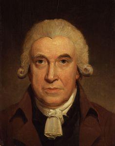 JAMES WATT (19 de enero de 1736, Greenock, Reino Unido / 25 de agosto de 1819, Handsworth, Reino Unido) Fue un ingeniero escocés. Las mejoras que realizó en la máquina de Newcomen dieron lugar a la conocida como máquina de vapor, que resultaría fundamental en el desarrollo de la Revolución industrial, tanto en el Reino Unido como en el resto del mundo.
