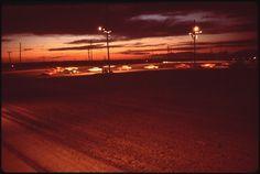 Albuquerque Speedway Park, One of Three Stock Car Race Tracks in Albuquerque