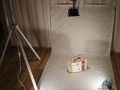 Как сделать штатив для прожектора в домашнюю фотостудию - Ярмарка Мастеров - ручная работа, handmade