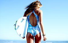 Surf Capsule http://www.swell.com/Gear-Womens-Wetsuits Billabong