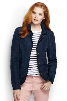 Women's Quilted Jacket from Lands' End