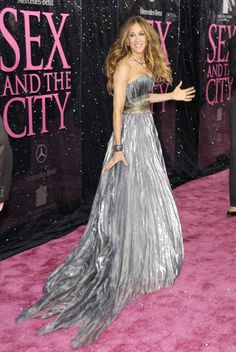 From Carrie to Style Crush: Sarah Jessica Parker❤️