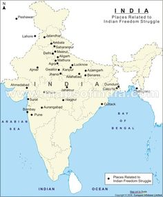 22 Best History Maps of India images
