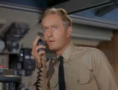 Bob Dowdell as Chip Morten on Voyage To The Bottom Of The Sea