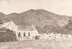 Las 7 fotografías antiguas muy encantadoras de la Iglesia Virgen del Valle   El Navegao    A dos años de su construcción: 1986.