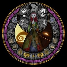 Cross Stitch Pattern for Sally Nightmare Before Christmas Kingdom Hearts $5