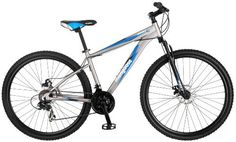 Mongoose Proxy 29-Inch Mountain Bicycle, Matte Grey, 18-Inch Frame - http://www.bicyclestoredirect.com/mongoose-proxy-29-inch-mountain-bicycle-matte-grey-18-inch-frame/