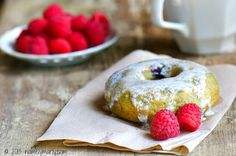 Berry. Baked. Doughnuts. Yeah, just let that sink in for a second.