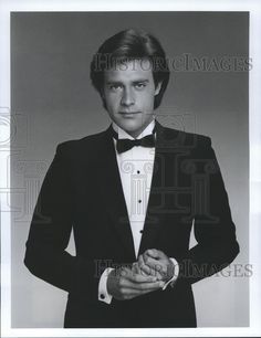 Historic Images Part Number: This is an original press photo. Photo is dated --NONE. It may contain wrinkles, cracks, and possibly even tears due to its age and how it was handled before it got to us. Der Denver Clan, John James, Evolution Of Fashion, Tv Soap, Best Model, Press Photo, Best Tv, Movie Stars, Latest Trends