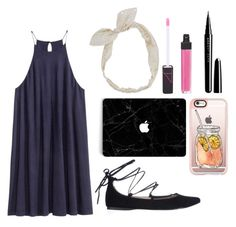 """""""Sunday"""" by twiceyourworth on Polyvore featuring Steve Madden, Casetify, Carole, NARS Cosmetics and Marc Jacobs"""