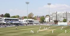 The Sussex County Cricket Ground in Eaton Road, Hove, East Sussex England Cricket Team, Sussex County, Brighton And Hove, East Sussex, Old And New, Community, Sea, Games