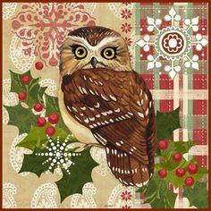 Jennifer Brinley, christmas art