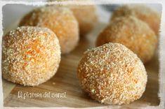 """Polpette di #carote e #ricotta cottura in #forno *translate button inside* per la ricetta clicca qui ---> http://ilnuovopiaceredeisensi.altervista.org/polpette-di-carote-e-ricotta/ Se ti piace questa #ricetta, condividila ;-) ...if you like this recipe, please ✔ Like ✔ """"Share"""" ✔ Comment ✔ Repost ✔Friend/follow Thank You! <3 #buonappetito #polpette #buongiorno #italianfood #italy #italianfood #ilpiaceredeisensi"""