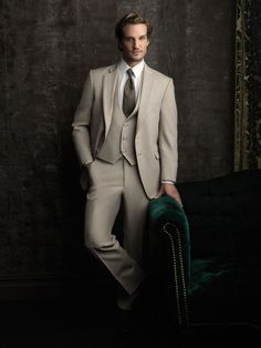 Tan Bartlett Tuxedo by Allure®