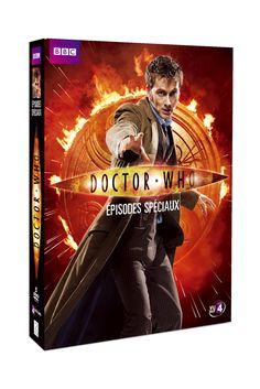 Amazon.fr - DOCTOR WHO les spéciaux - DVD Vostfr