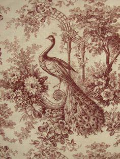 antique toile | Anti