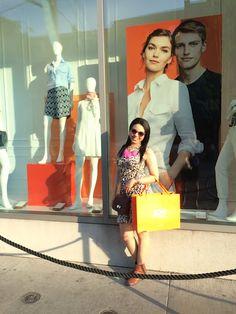 Amanda's Fashion Spot #fashion #shopping #joefresh #ago