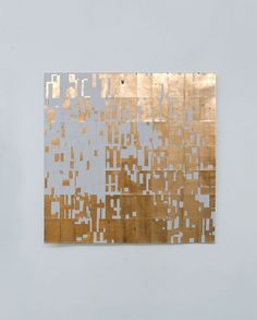 Rosamaria G Frangini | Gold & White Desire | Agnes Lux