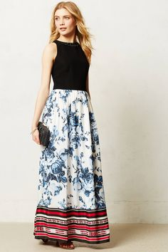 Strata Maxi Dress - anthropologie.com