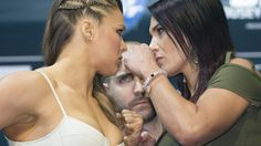 Check out Esther Lin's photos from Thursday's UFC 184 media day.